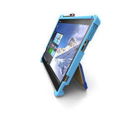 Lenovo Miix 700 case - Light Blue/Royal Blue 5