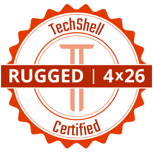TechShell Rugged Logo
