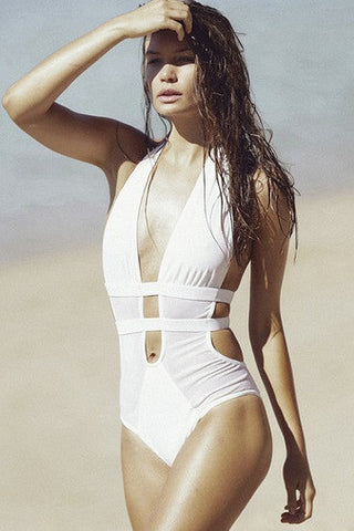 FELLA Finn One-piece in White