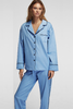 Sleeper Maria Blue Pajama Set with Pants Salamander Shop