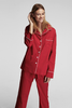Sleeper Marx Red Pajama Set with Pants Salamander Shop