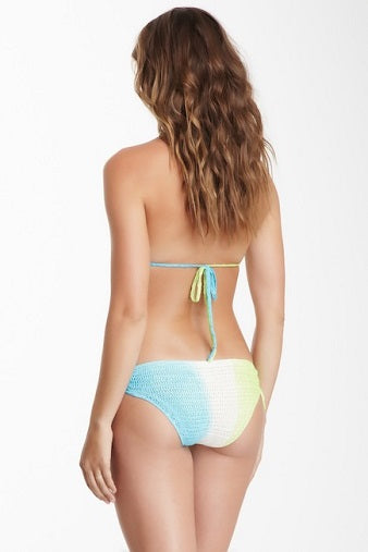 Beauty & The Beach Aquatique Sassy Gal Bikini Bottom Back Salamander Shop