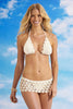 Beauty & the Beach Sugar & Spice Crochet Bikini Front | Salamander Shop
