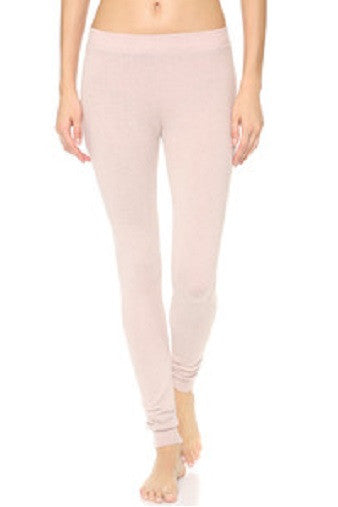 Eberjey Cozy Time Legging Pink Clay Salamander Shop