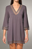 Eberjey Gisele Tunic Pebble | Salamander Shop