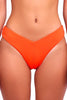 FELLA Lukey Bottom in Aperol Orange Front Salamander Shop