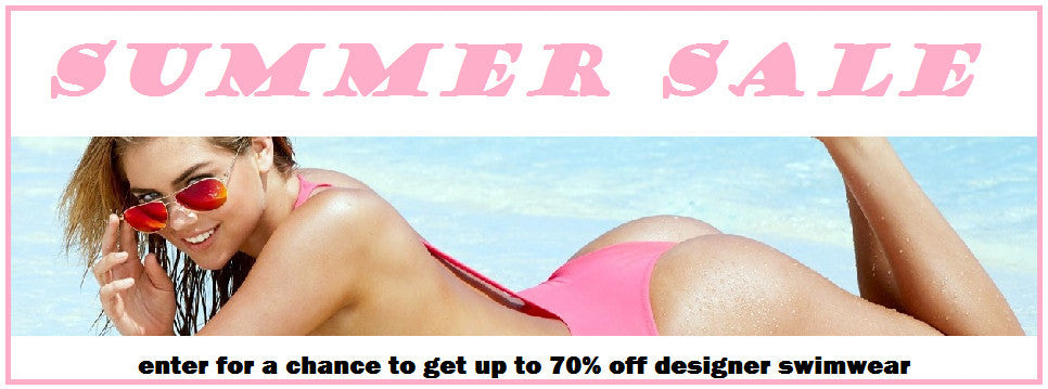 Shop Bikinis on Sale