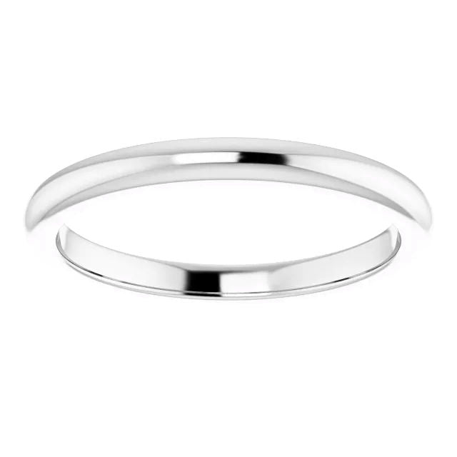 The 'HOLD FAST' Wedding Band