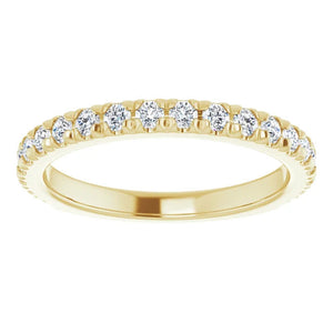 'ROYAL GRACE' Wedding Band