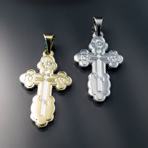 Crosses for Orthodox Baptism