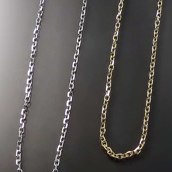 Fine Cable Link Gold Chains Zoran Designs Jewelry