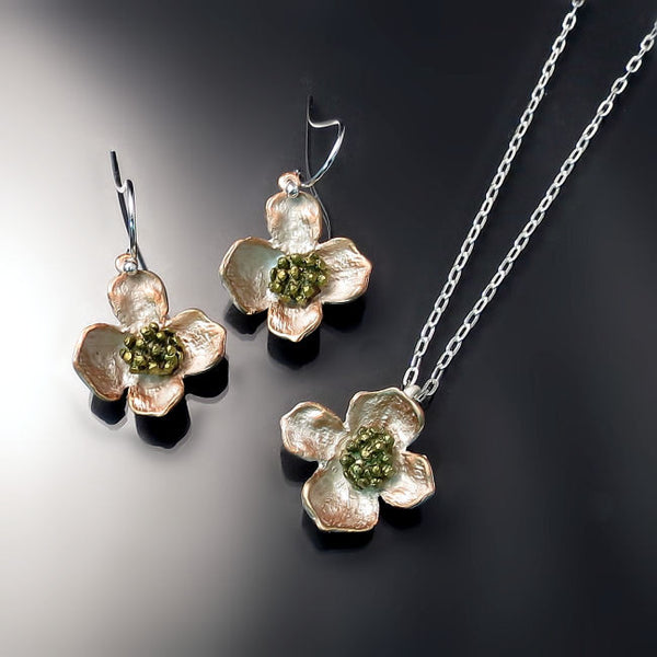 flower design jewelry