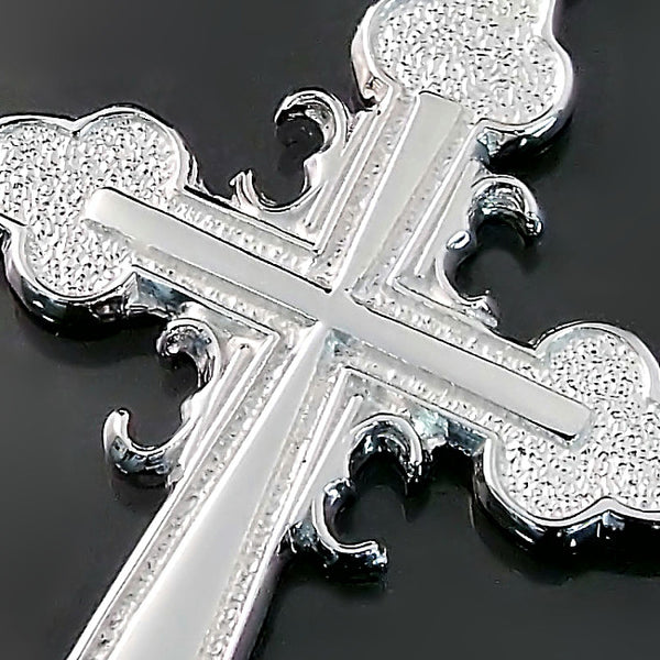 gold serbian orthodox crosses