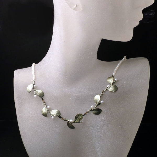 Leaf Jewelry Irish Thorn Necklace