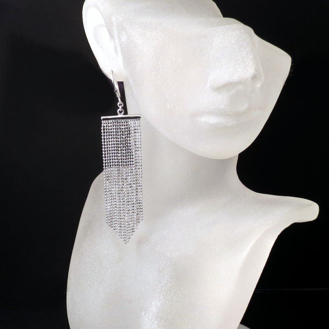 light weight statement earrings