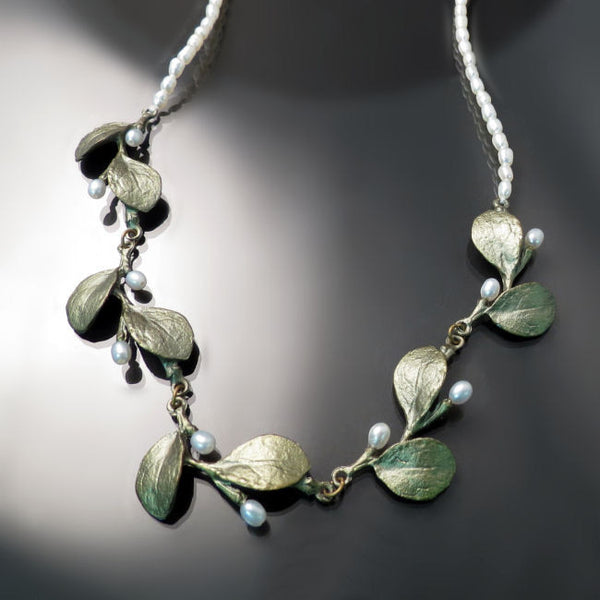 Michael Michaud Jewelry Irish Thorn Necklace