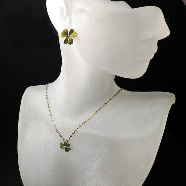 shop clover leaf jewelry