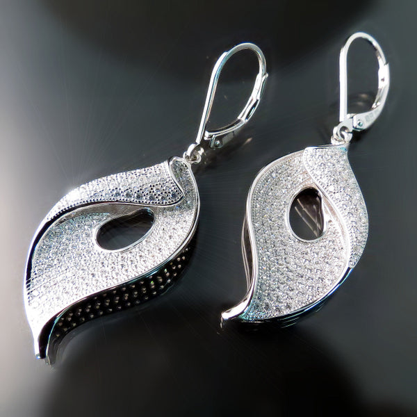 Shop Earrings in Silver and Gold tagged sterling silver Zoran