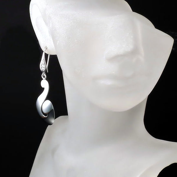 modern unique jewelry earrings