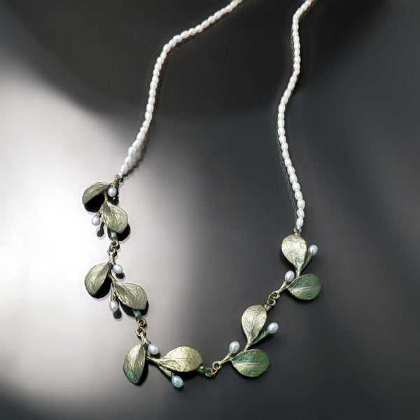 Nature Jewelry Leaf Necklace