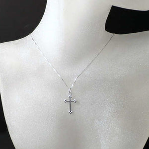 baptismal orthodox cross pendants and chains for babies and children