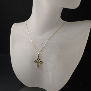 orthodox jewelry and crosses