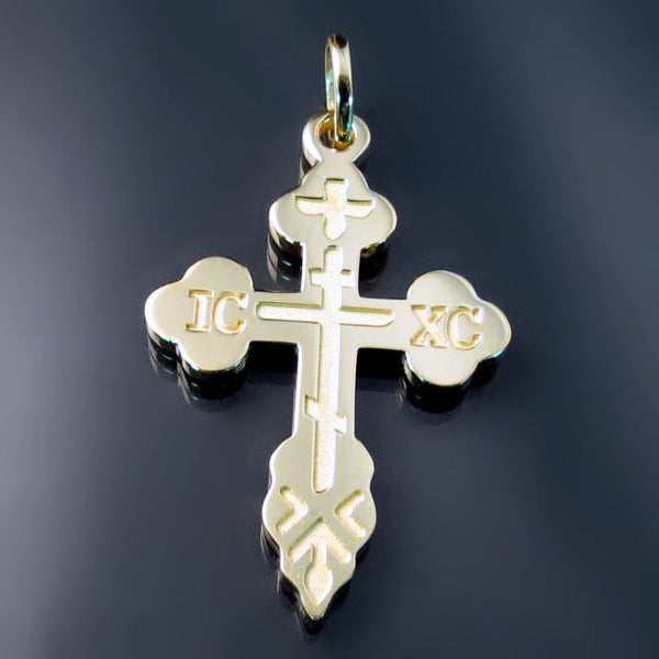 St. Xenia Orthodox Cross