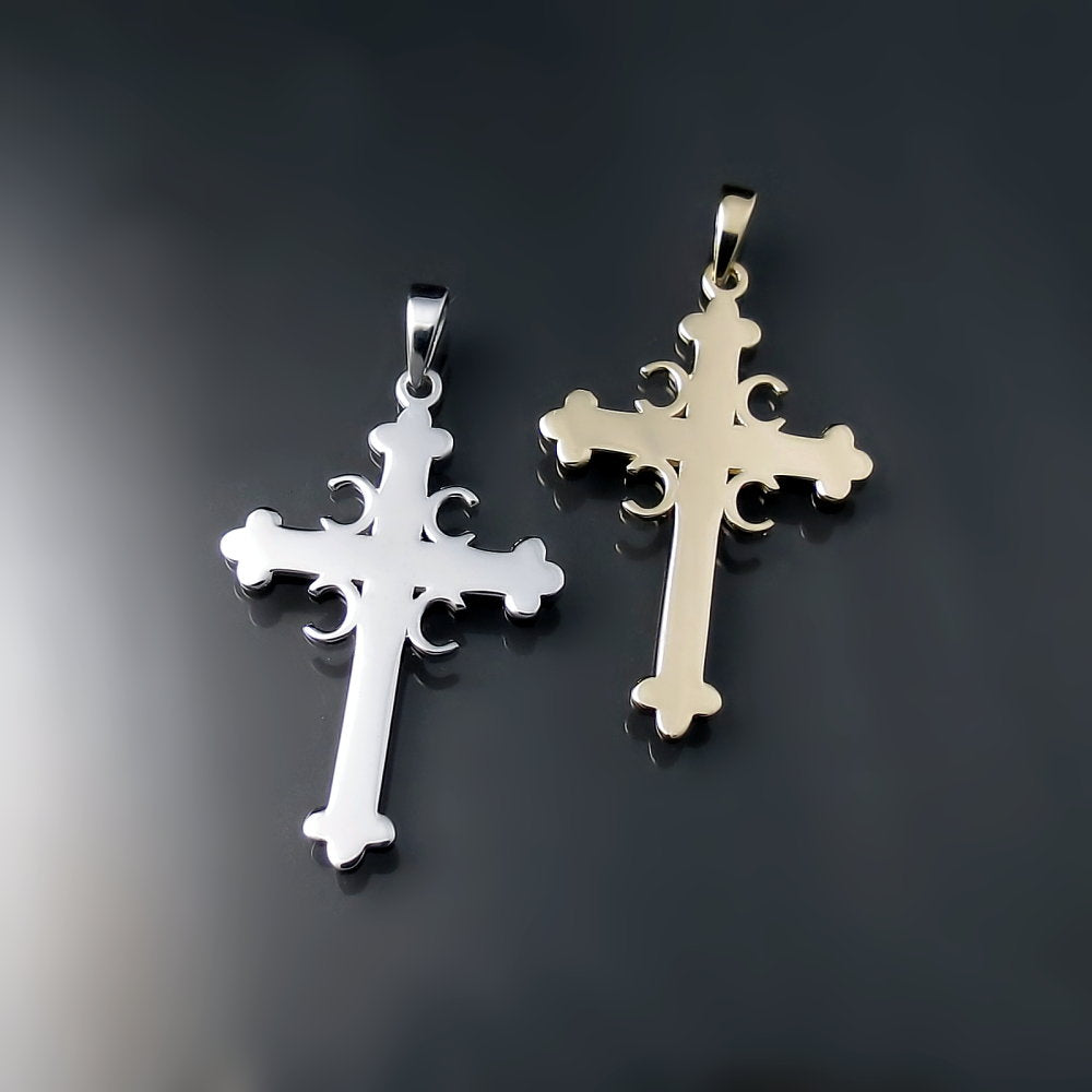 Serbian and Orthodox Crosses