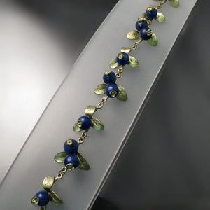 Blueberry Jewelry Silver Seasons
