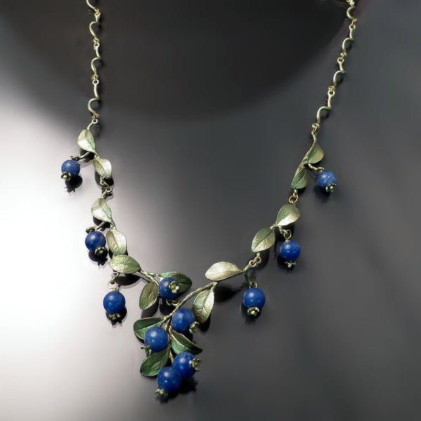 Shop Michael Michaud Blueberry Necklace