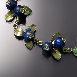 Michael Michaud Jewelry Blueberries