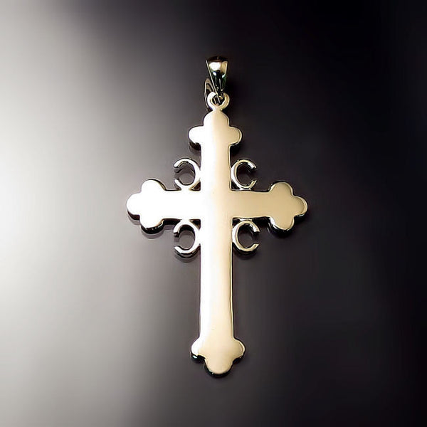 Serbian cross