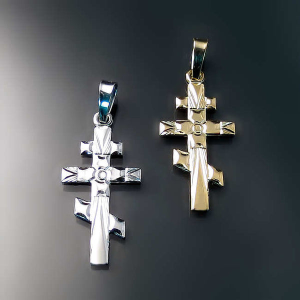 st andrew baptismal orthodox crosses
