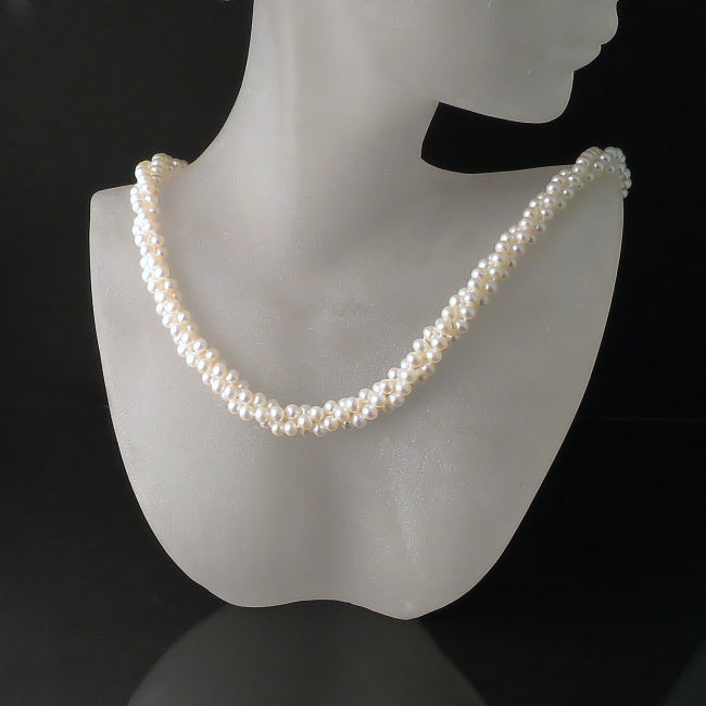 Pearl Bridal Jewelry Wedding Pearls Necklace