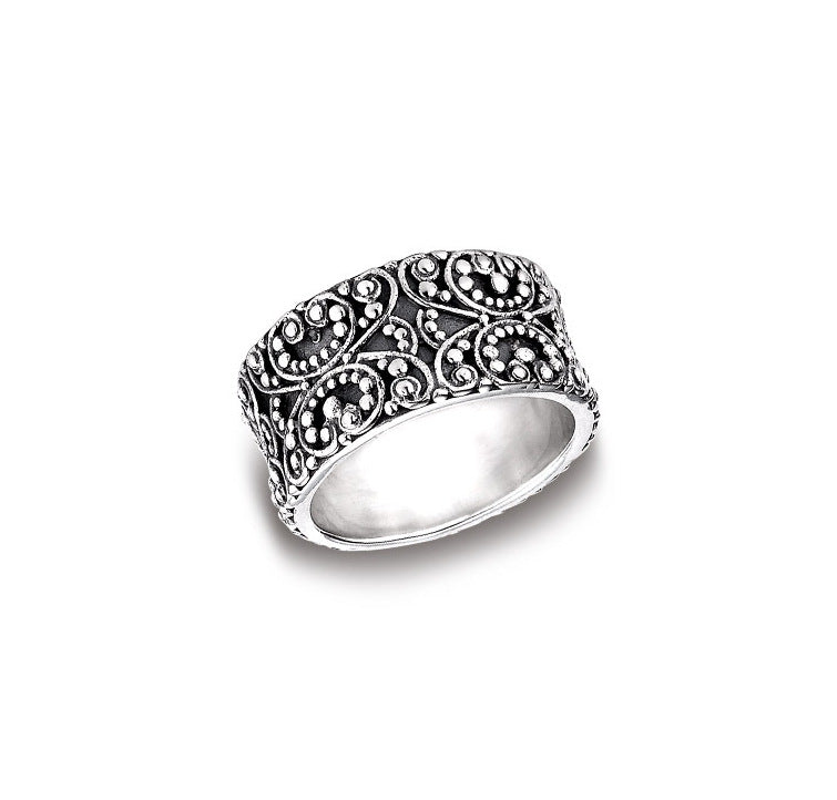 Sterling Silver Ring (103)