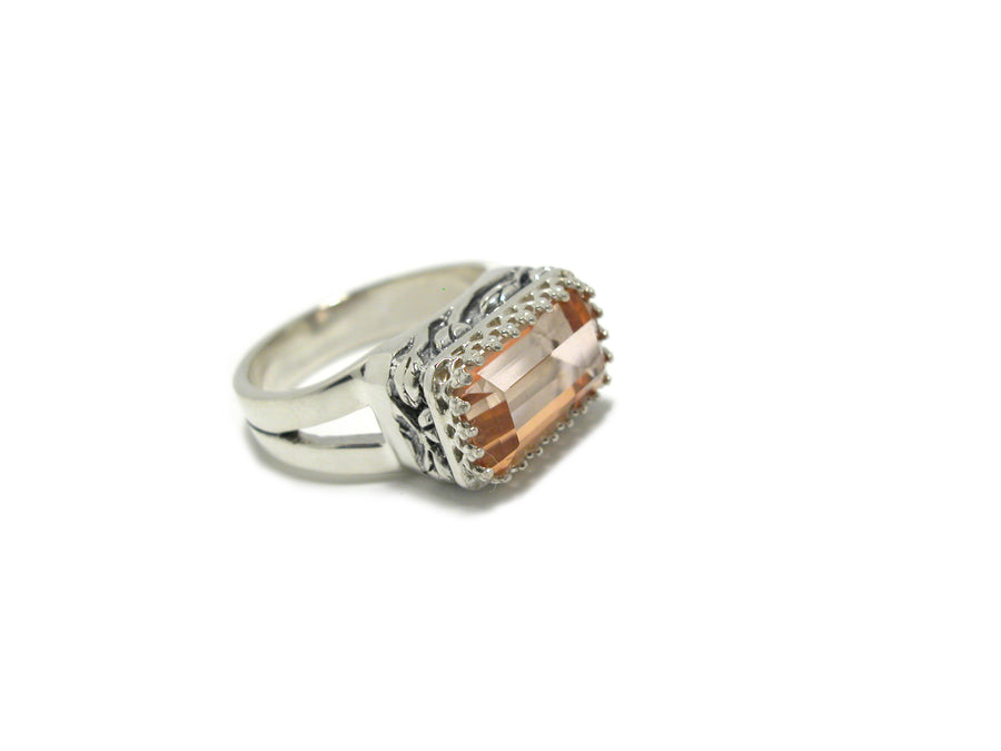 Sterling Silver Ring (1185SLM)