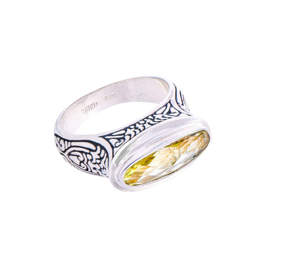 Sterling Silver Rhapsody Ring (1187LC)