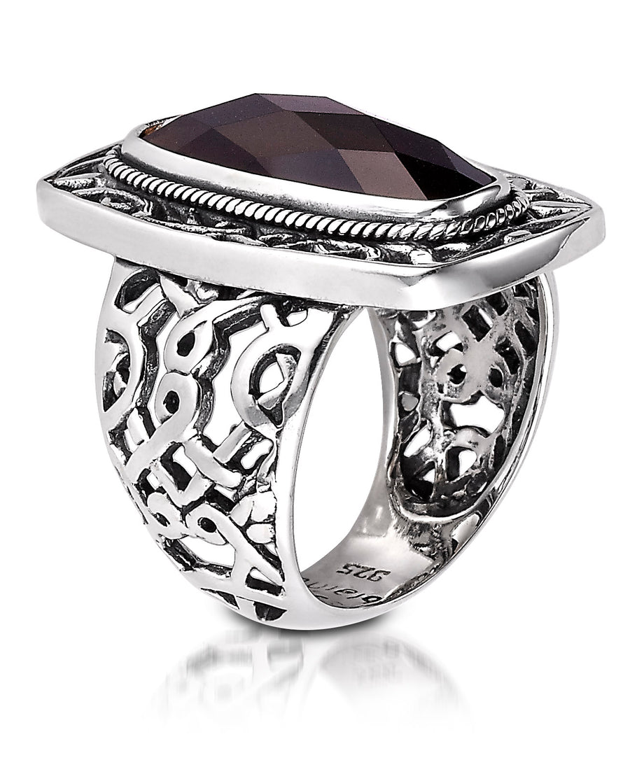 Sterling Silver Ring (1280ST)