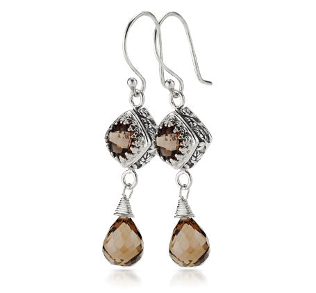 Sterling Silver Earrings (3380ST/ST)