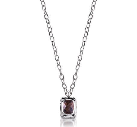 Sterling Silver Necklace Pendant (7269ST)