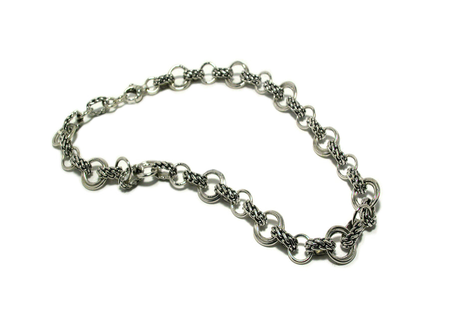 Sterling Silver Heavy Link Chain (7286)
