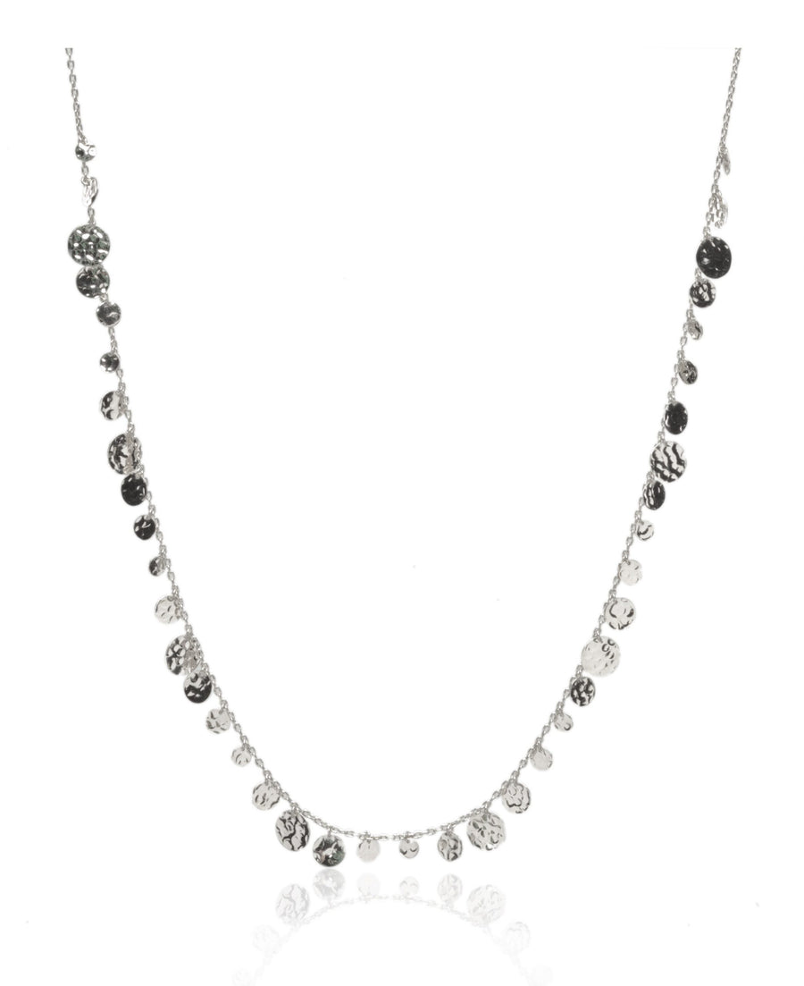 Sterling Silver Necklace (8001SS)