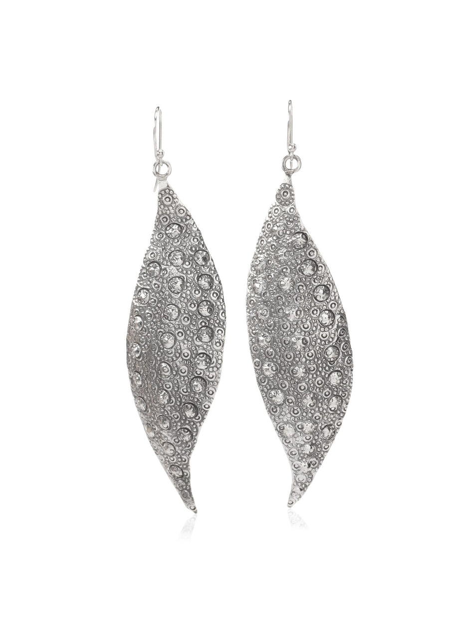 Sterling Silver Earrings (92304KS)