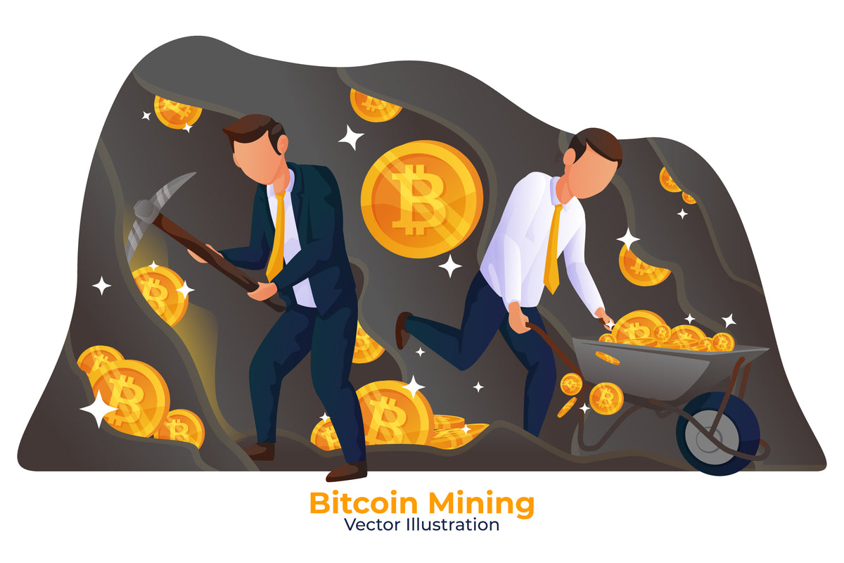 Cybercurrency Mining is the new Mining Bonanza