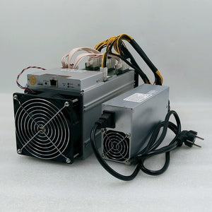 Used BITMAIN Antminer S9 14.5T asic sha256 16nm Bitcoin miner BTC BCH mining Better than S9 14T T9 S11 T15 S15 whatsminer m3 M10