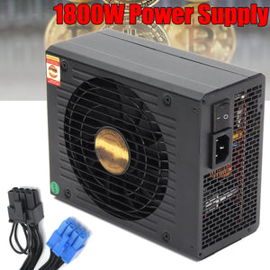 Full Module power supply server mining 1800w atx power unit miner with EMC Fit for All Kind of Bitcoin Mining Machine PC - Mining Bonanza