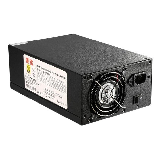 2350W BTB mine dedicated power Efficient Power Supply For Eth Rig Ethereum Coin Mining Miner Dedicated Machine with Cooling Fan - Mining Bonanza