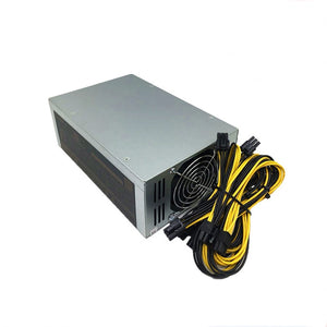 80Plus Gold mining rig Power supply manufacturer asic S9 miner machine psu for antminer S7 X3 L3+ bitcoin litecoin sever - Mining Bonanza