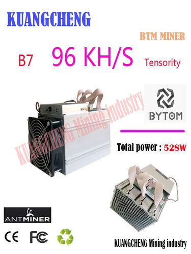 kuangcheng in stock ANTMINER b7 btm miner MINI MINER Earning dollars is better than BTC ltc dash miners Never eliminate miners - Mining Bonanza