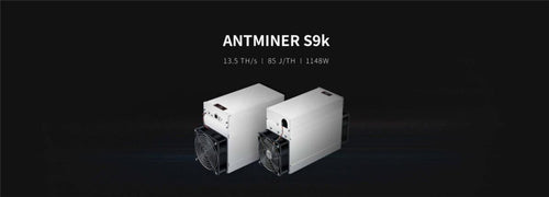New AntMiner S9k 13.5T With PSU Bitcoin BTC BCH Miner Better Than Antminer S9 13.5t 14t S9j 14.5t S9 SE S15 S17 T17 S17E S17+